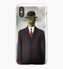 Magritte Apple Iphone Case   Skin   Cover iPhone Case/Skin