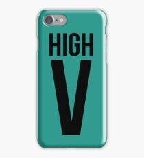 High Five Roman Numeral  iPhone Case/Skin