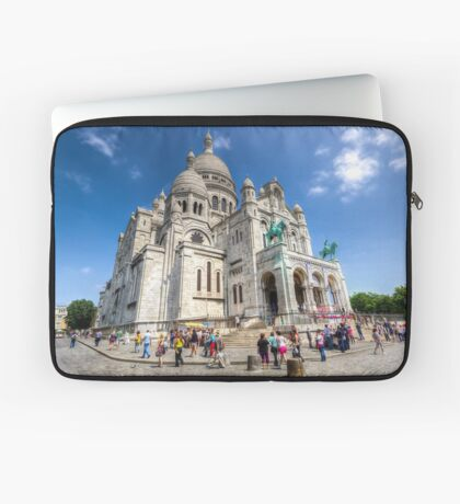 Sacre Coeur, Paris Laptop Sleeve