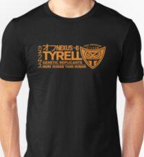 Tyrell - Nexus 6 Orange T-Shirt