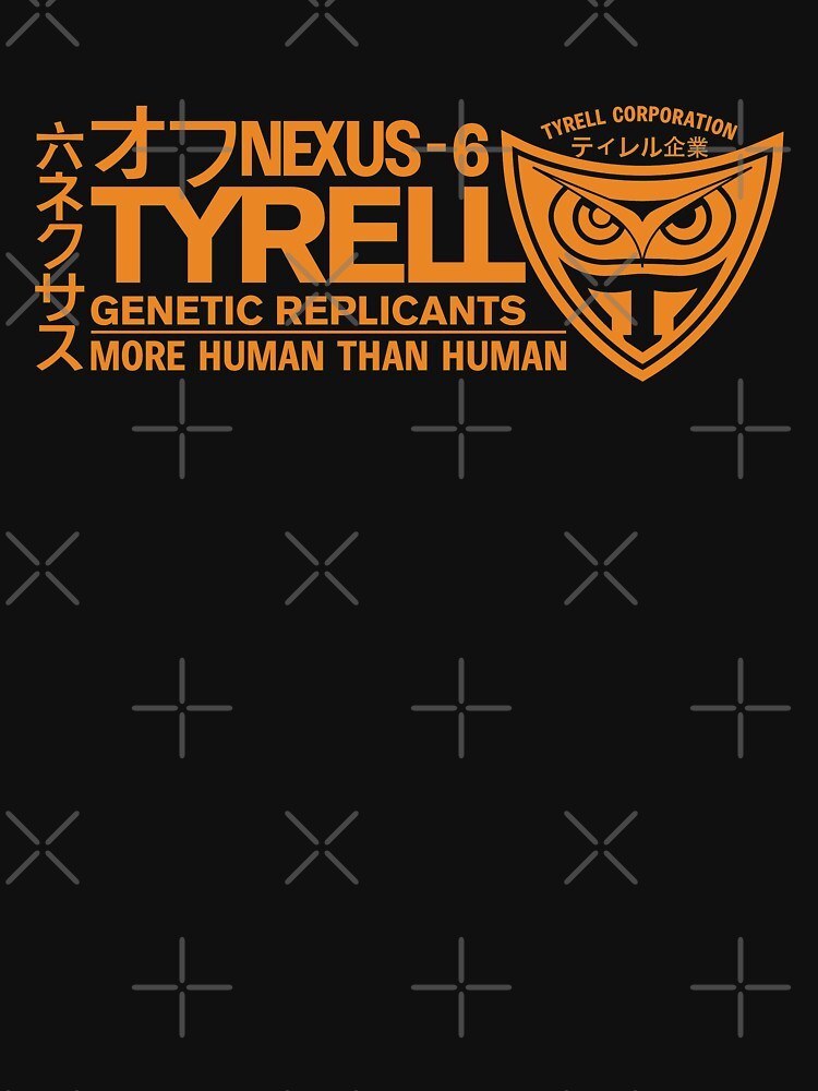 Tyrell - Nexus 6 Orange by Purakushi