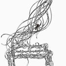 Chair Web by Shannon McLean