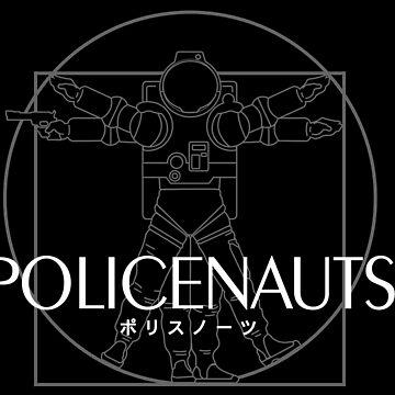 Policenauts by JUPITERJTK