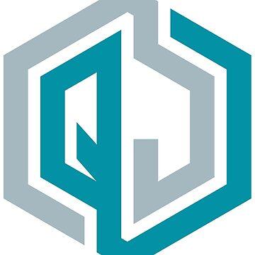 Quad J Logo by Quadj