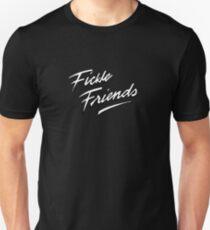 Fickle Friends - White Unisex T-Shirt
