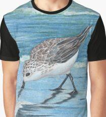 Sanderling I Graphic T-Shirt