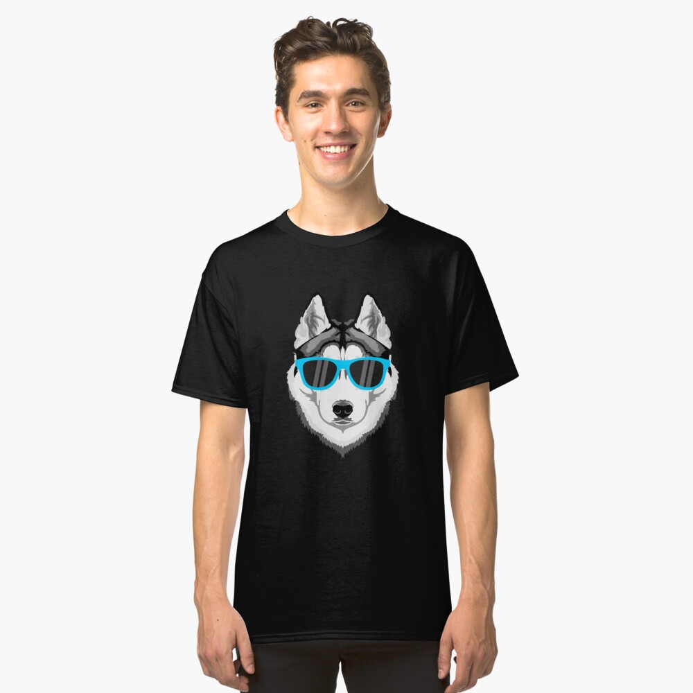 Siberian Husky Shirt   Siberian Husky Tshirt   Siberian Husky Gift   Siberian Husky Dog   Husky Shirt   Husky Tshirt   Dog Shirt   Dog Tshirt Classic T-Shirt Front