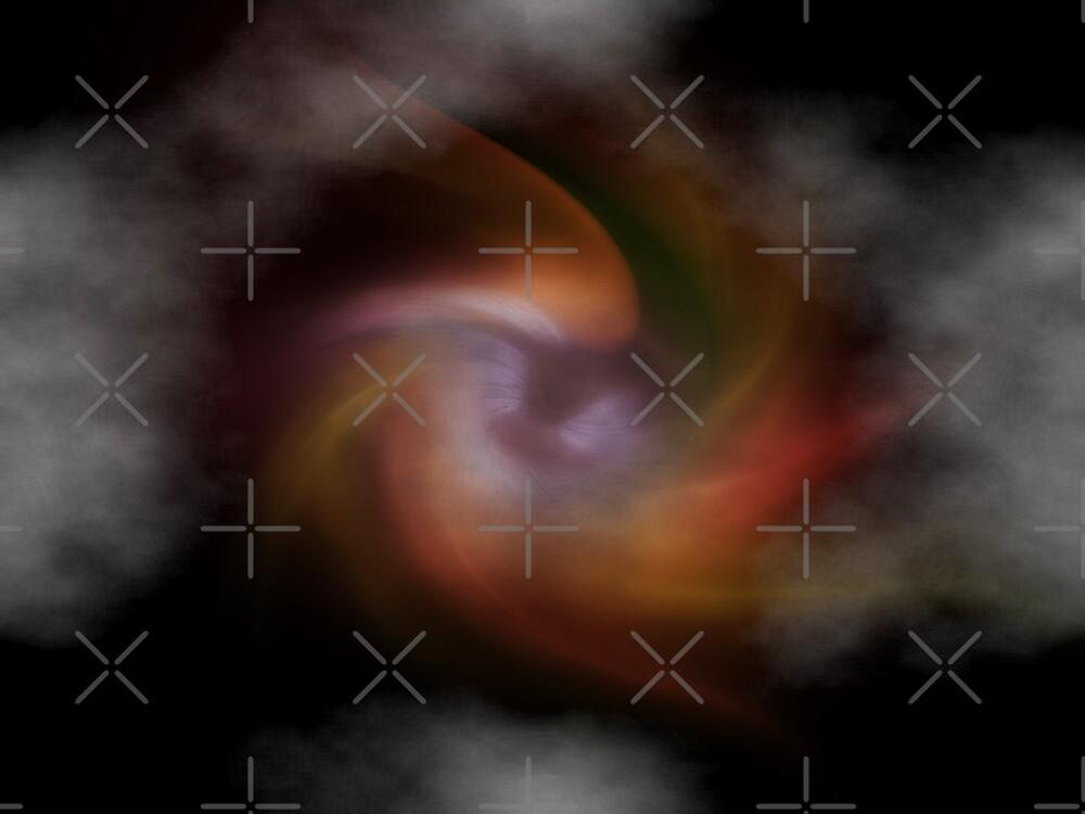 Birth of a Galaxy by Sandra Chung