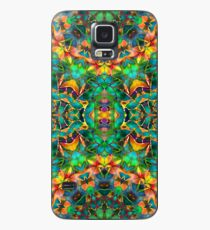 Fractal Floral Abstract G87 Case/Skin for Samsung Galaxy