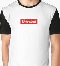 Supreme Thiccboi Graphic T-Shirt