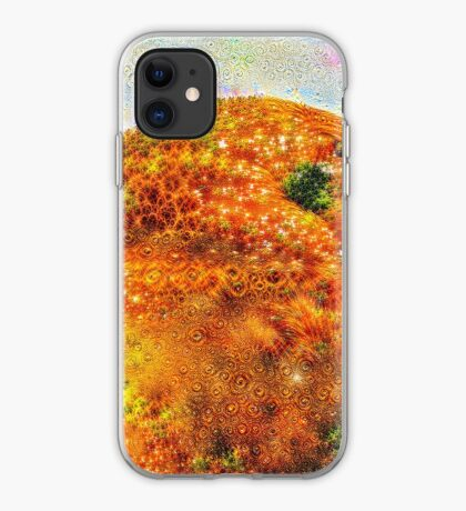 #DeepDreamed Frozen Orange iPhone Case