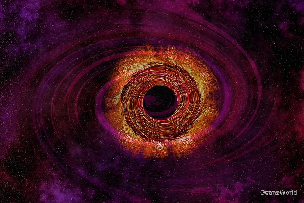 Black Hole by Dean Warwick