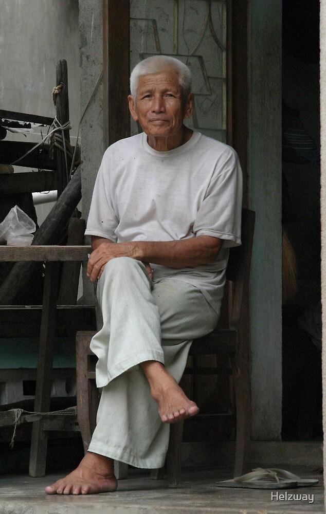 Vietnamese Gentleman by Helzway