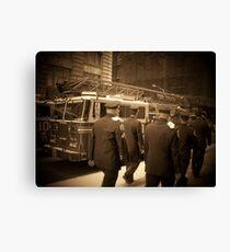 9/11 Canvas Print