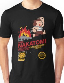 Super Nakatomi Tower Unisex T-Shirt