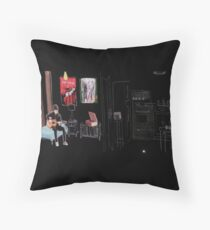 u2 song for someone Throw Pillow