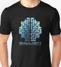 Singularity Transparent for all dark colors T-Shirt