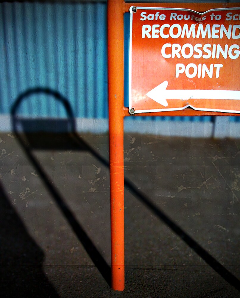 Crossing by Mick Moloney