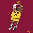 LeBrownie - aka Fat Lebron by dukenny