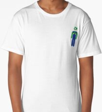Green Plumber Long T-Shirt