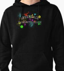 Greendale Community College - Paintball Pullover Hoodie