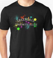 Greendale Community College - Paintball Slim Fit T-Shirt