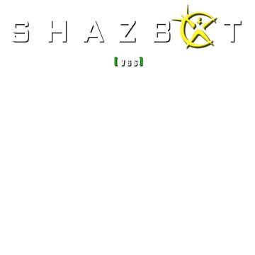 Shazbot! (white text) by chris654