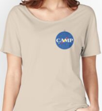 Space camp Women's Relaxed Fit T-Shirt