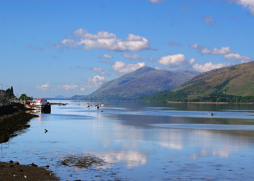 Loch Linhe by dsargent