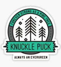Knuckle Puck (pop punk)  Sticker