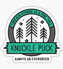 Knuckle Puck (pop punk)  Sticker