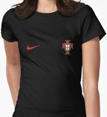 PORTUGAL - EURO 2016 Women's Fitted T-Shirt