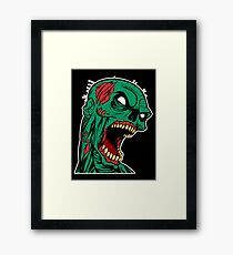 The Undead... Framed Print