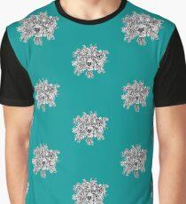 Floral Bouquet Graphic T-Shirt