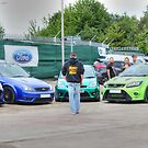 Official Essex Ford Meet Calendar by VHS Photography by Vicki Spindler (VHS Photography)