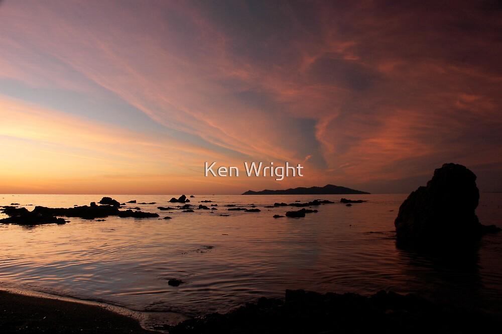 Chocolate Orange 2 by Ken Wright