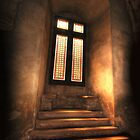 Vajdahunyadi window by zumi