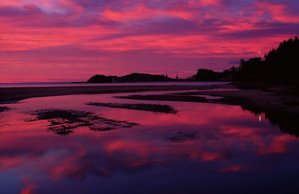 Lagoon Pink by John Brumfield