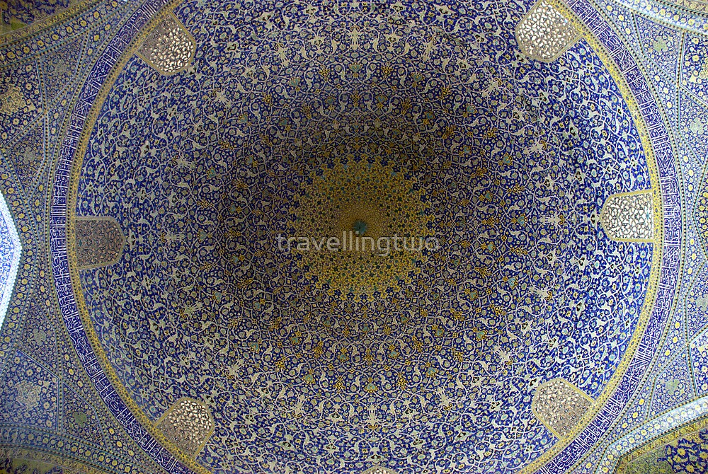 Mosque Dome by travellingtwo