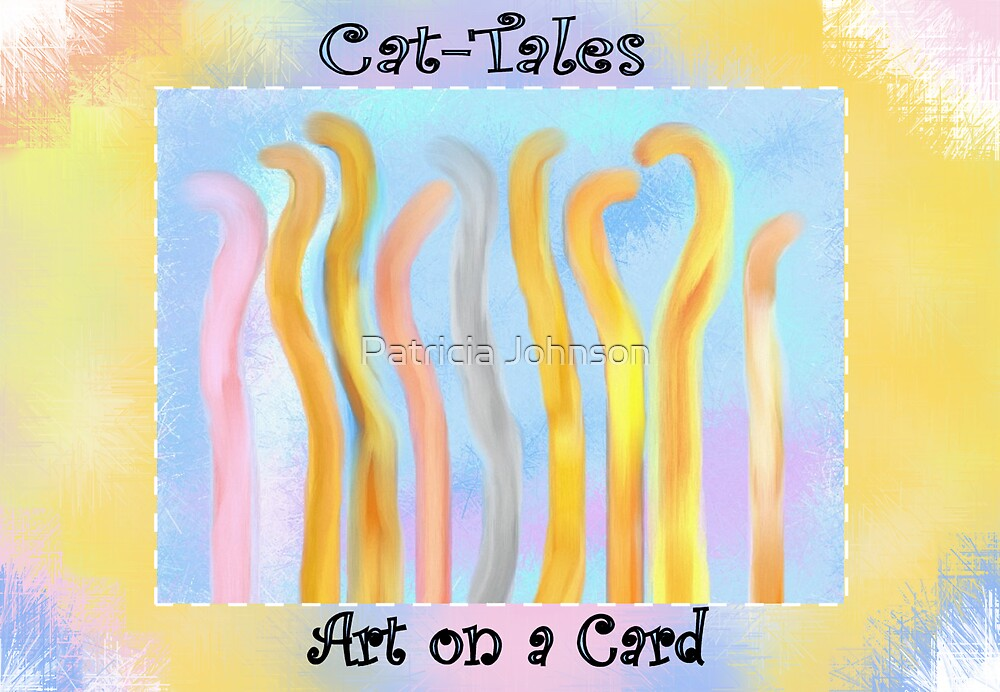 Art on a Card by Patricia Johnson