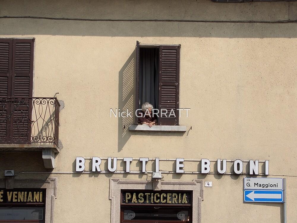 Nonna Gavirate Italy by Nick GARRATT