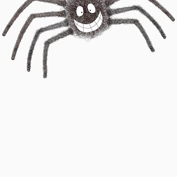 Incy Wincy Spider by CRASHCooper
