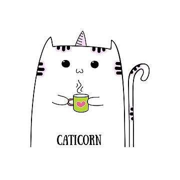 Caticorn by s3xyglass3s