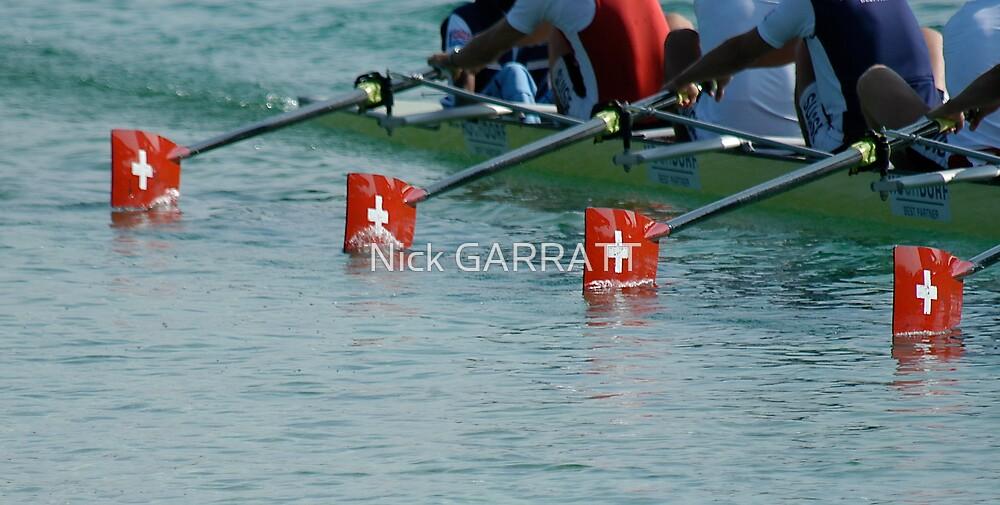 Swiss timing by Nick GARRATT