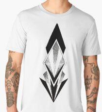 Abstract ink arrow Men's Premium T-Shirt