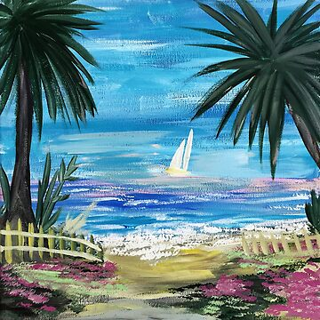 Caribbean Getaway by Adamzworld