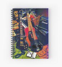 Cuaderno de espiral A Songwriters Tools.