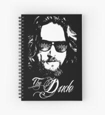 THE DUDE Spiral Notebook