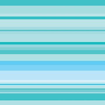 Multicolored  bright striped pattern by BOCHERINI