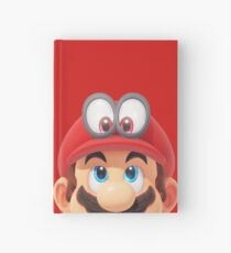 Super Mario Odyssey Hardcover Journal